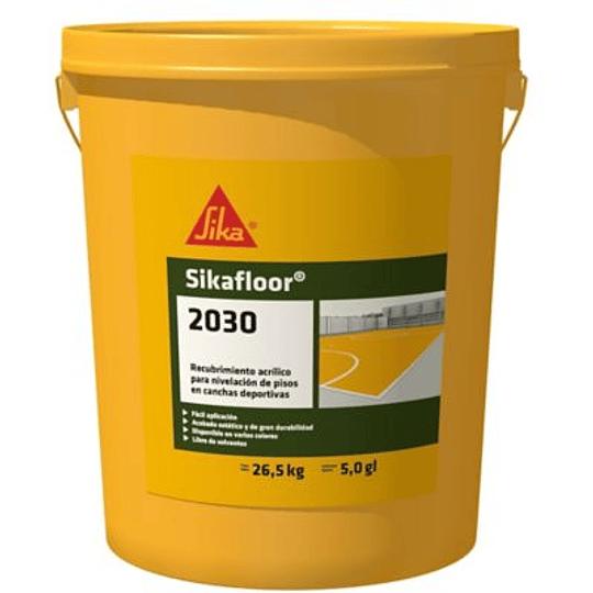 Sikafloor®-2030 verde de 5 galones