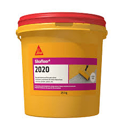 Sikafloor®-2020 amarillo de 5 galones