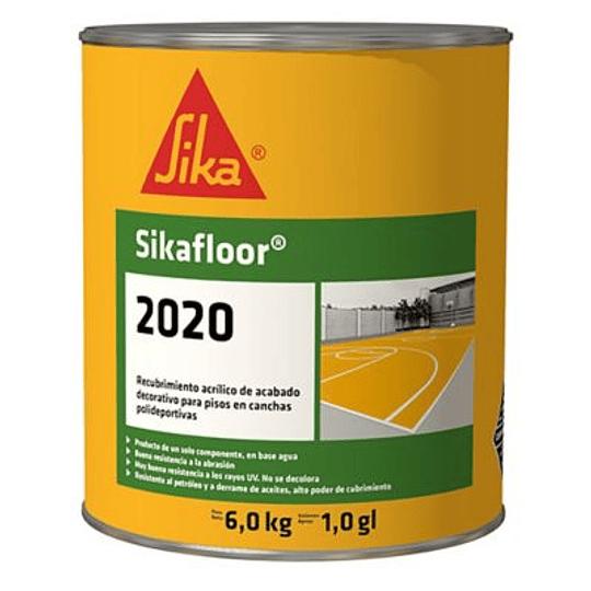 Sikafloor®-2020 azul de 1 galón