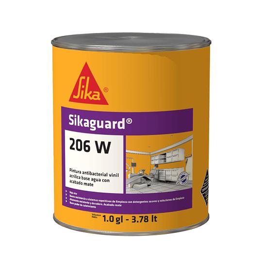 Sikaguard®-206 W CO blanco mate de 1 galón