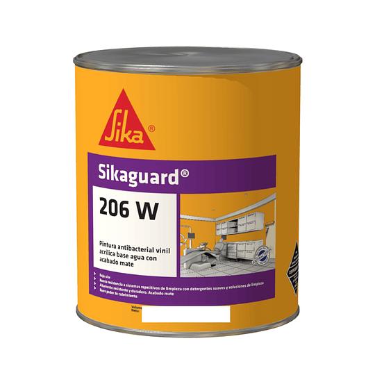 Sikaguard®-206 W CO blanco mate de 5 galones