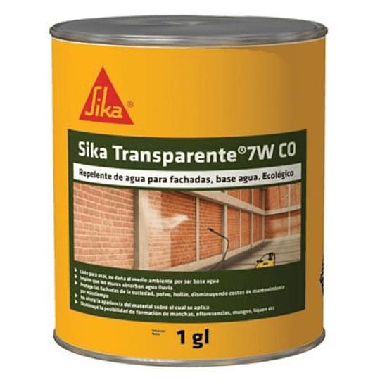 Sika® Transparente-7 W (CO) de 1 Galón