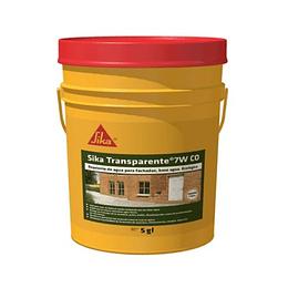 Sika® Transparente-7 W (CO) de 5 Galones