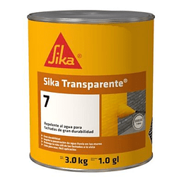 Sika® Transparente-7 de 3.2 Kg