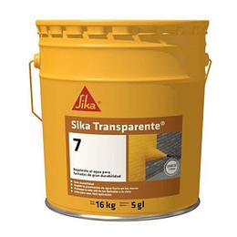 Sika® Transparente-7 de 16 Kg