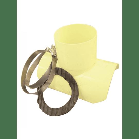 Sillas Tee Kit S8 Alcantarillado Durafort 8