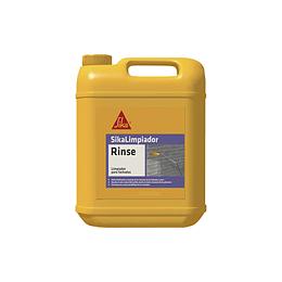Sika® Limpiador Rinse de 5 Galones