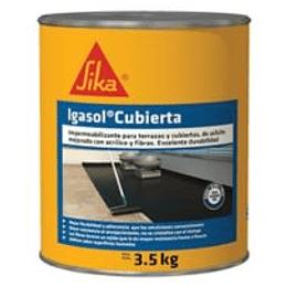 Sika® Igasol® Cubierta de 3.5 kg