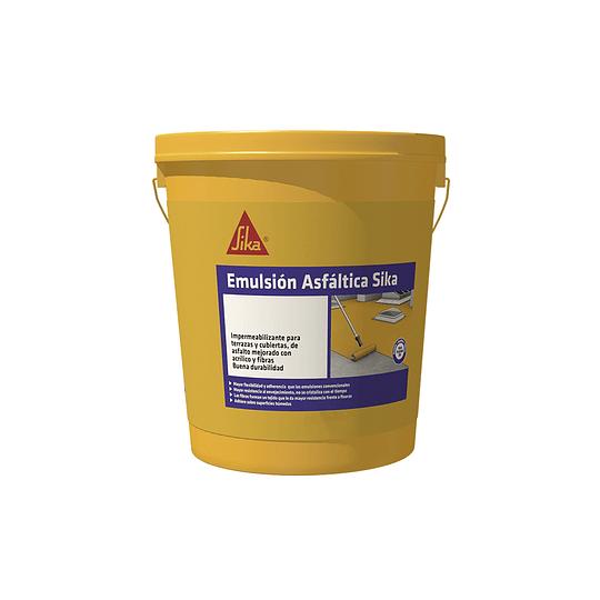 Emulsión Asfáltica Sika® de 18 kg
