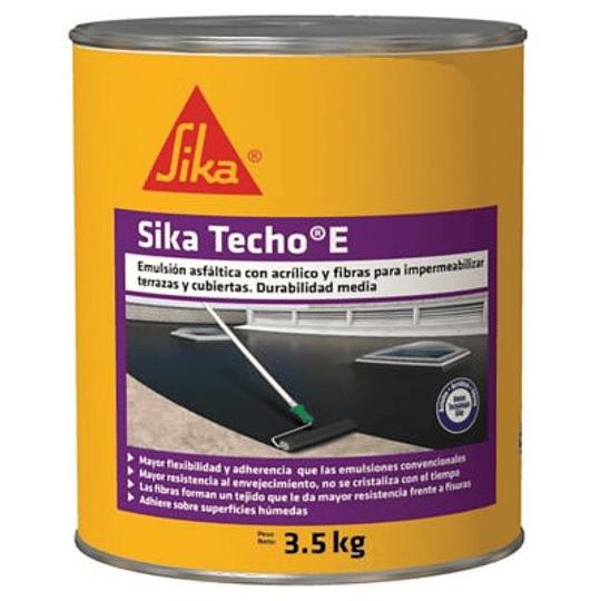 Sika® Techo E de 3.5 kg