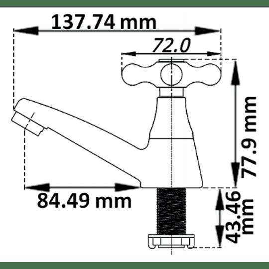 Llave calima - Gricol