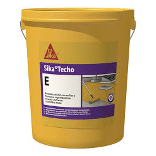 Sika® Techo E de 1.6 kg