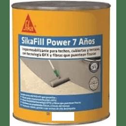 SikaFill Power 7 Años blanco de 4.2 kg