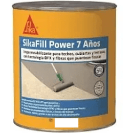 SikaFill Power 7 Años verde de 4.2 kg