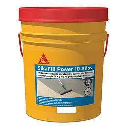 SikaFill Power 10 Años blanco de 4.2 kg