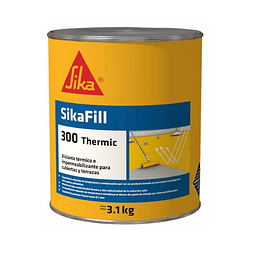 SikaFill®-300 Thermic verde de 3.1 kg