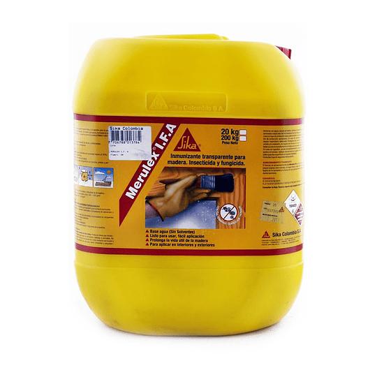 Merulex® I.F.S Transparente de 16 Kg