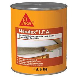 Merulex® I.F.A Transparente  de 3.5 kg
