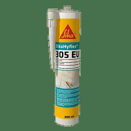SikaHyflex®-305 EU Cartucho de 300 ml Gris.