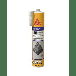Sikaflex®-118 Extreme Grab Cartucho de 290 ml