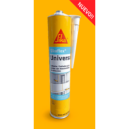 Sikaflex® Universal Cartucho de 300 ml Gris