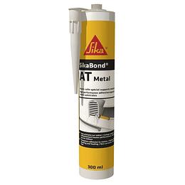 SikaBond® AT Metal Cartucho de 300 ml Gris