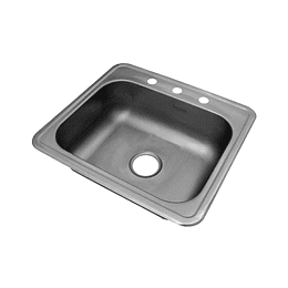 Lavaplatos radiante E 62x48cm mezclador - Socoda