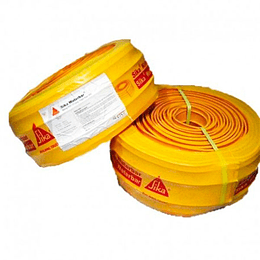Sika® Waterbars Cinta Pvc V-15 Rollo de 15 M