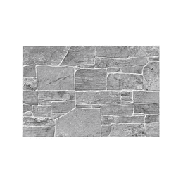 Pared chantarela gris caras diferenciadas - 30x45 cm - caja: 1.5 m2 - Corona