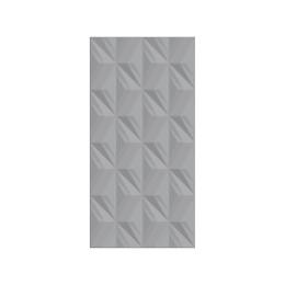 Pared estructurada akira gris cara única - 30x60 cm - caja: 1.08 m2 - Corona