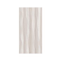 Pared paine estructurada beige cara única - 30x60 cm - caja: 1.08 m2 - Corona