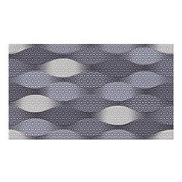 Pared estructurada mayari negro cara única - 25x43 cm - caja: 1.29 m2 - Corona