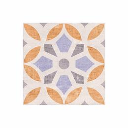 Cuadrado macu multicolor cara única - 19.8x19.8 cm - unidad - Corona