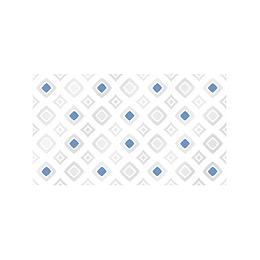 Pared blend azul cara única - 25x43 cm - caja: 1.29 m2 - Corona