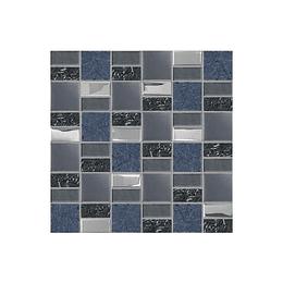 Mosaico desértico gris cara única - 30x30 cm - unidad - Corona