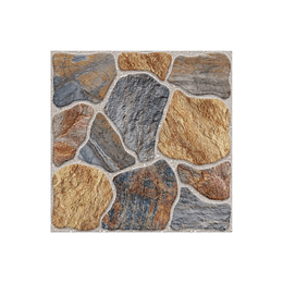 Piso siboney multicolor cara única - 45.8x45.8 cm - caja: 1.89 m2 - Corona