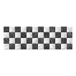 Listón esparta negro cara única - 15x45 cm - unidad - Corona