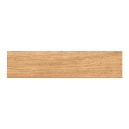 Piso rectificado madera guayacán hobo terra multicolor - 20x90 cm - caja: 1.08 m2 - Corona