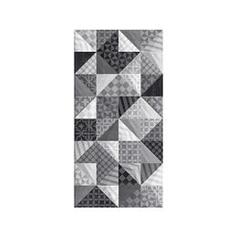 Base decorada altadena negro cara única - 30x60 cm - unidad - Corona