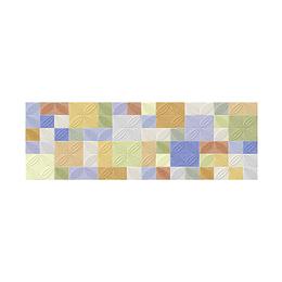 Base decorada tartago multicolor cara única - 20.5x60 cm - unidad - Corona
