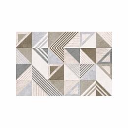 Base decorada adel multicolor cara única - 30x45 cm - unidad - Corona