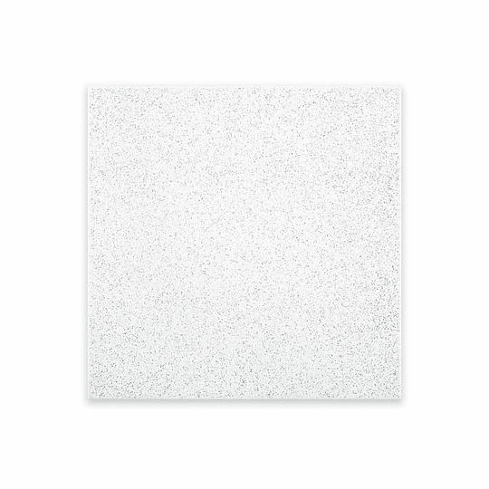 Piso fortaleza blanco cara única - 33.8x33.8 cm - caja: 1.6 m2 - Corona
