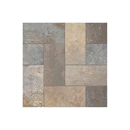 Piso estructurado calama multicolor caras diferenciadas - 51x51 cm - caja: 1.82 m2 - Corona