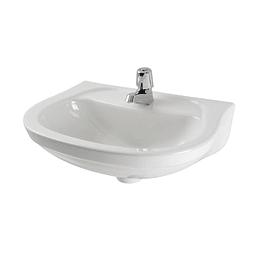 Lavamanos acuacer de colgar blanco - Corona