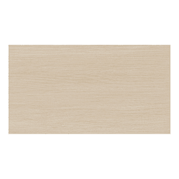 Contrahuella madera beige caras diferenciadas - 16.5x30 cm - unidad - Corona