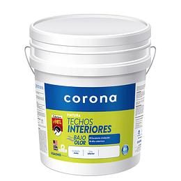Pintura techos interiores blanco 1/5 - Corona