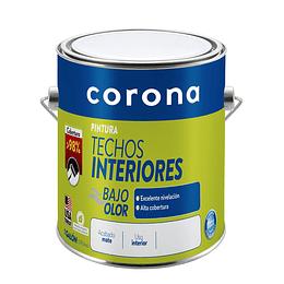 Pintura techos interiores blanco 1/1 - Corona