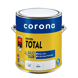 Pintura total blanco 1/1 - Corona