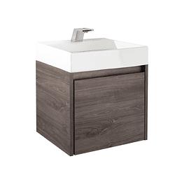 Mueble fussion siena con lavamanos 45 cm - Corona