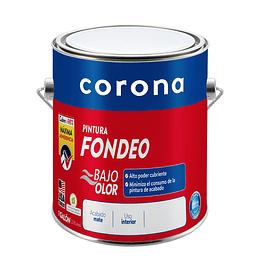 Pintura fondeo blanco 1/1 - Corona